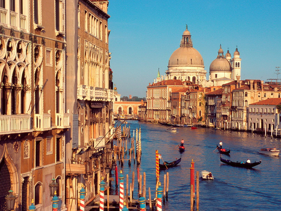 Тоскана обладает мягким климатом
